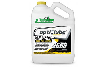 Opti Lube Summer+ Diesel Fuel Improver: 1 Gallon with or w/o Accessories