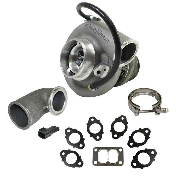 BD Super B 650 SX-E S366 Turbo Kit For Dodge 2003-2007 5.9L