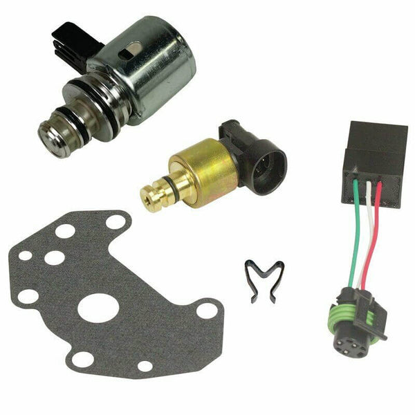 ATS GM Governor Solenoid W BD Pressure Transducer Upgrade Kit For 00-07 Cummins