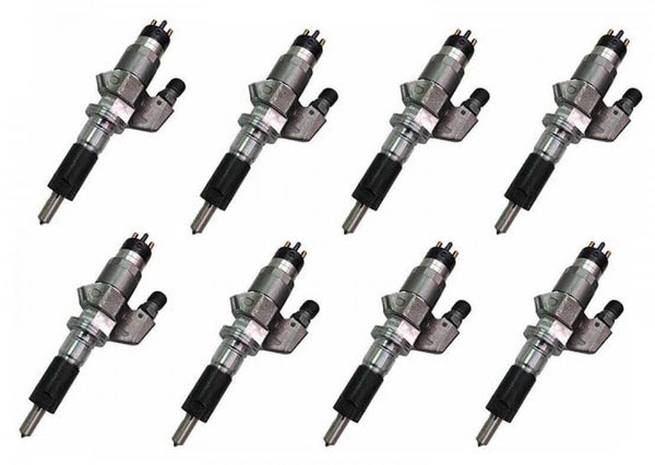 Exergy Performance Reman 45% Over Injector Set For Duramax LMM 2007.5-2010