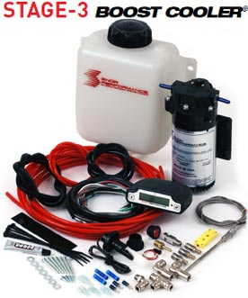 Snow Performance Ford Powerstroke 2004-2011 6.0/6.4/6.7 Water Injection Kit Stage 3