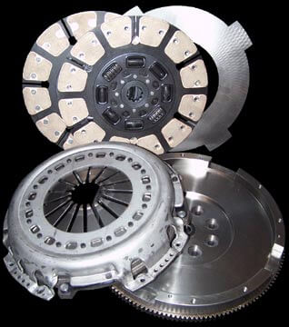 South Bend Ford Powerstroke 2004-2007 6.0L (Dual Disc 6sp  Dampened St. Clutch)  550hp-750 hp1400 torque