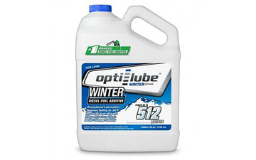 Opti-Lube Winter Diesel Fuel Improver 1 Gallon