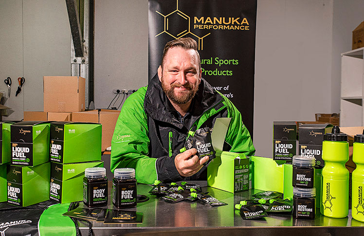 New Zealand based Sports Nutrition company packing a punch