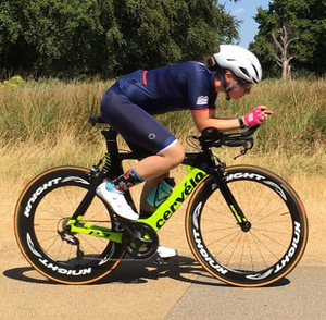 UK Women's Cycle Team: Eva Callinan
