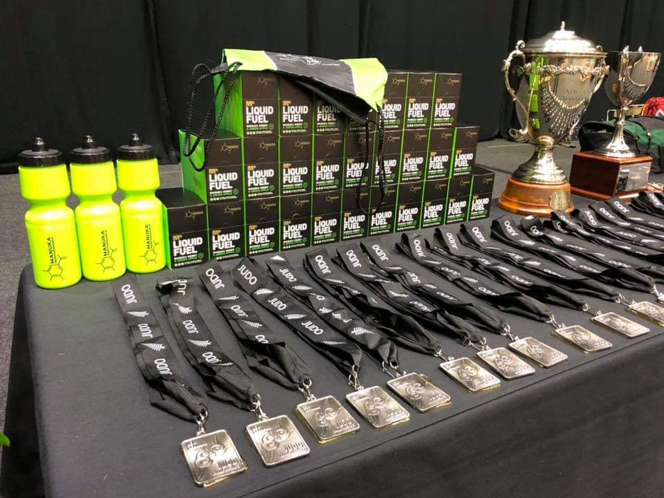 All Natural Sports Energy made in New Zealand