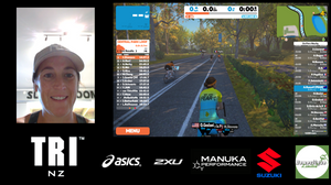 Live Virtual Racing! Triathlon NZ