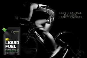Cycling Nutrition for Manuka Performance