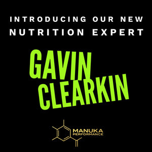 MP Sports Nutritionist: Gavin Clearkin