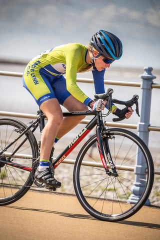 Bethany Barnett cycling manuka performance