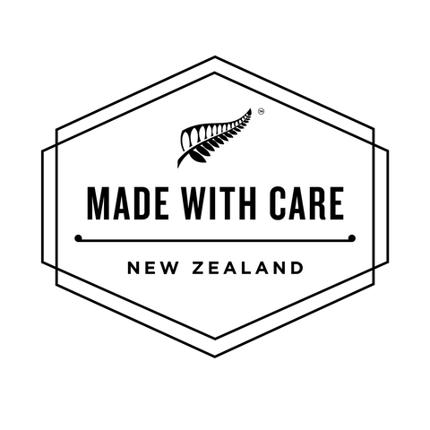 Made with care new zealand