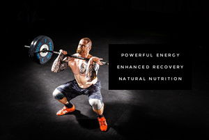 Enhanced Body Recovery Manuka Performance Natural Sports Energy