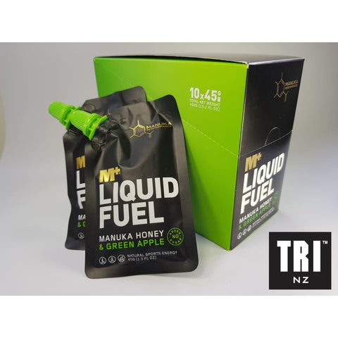 Triathlon NZ energy gels