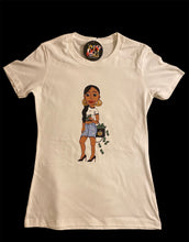 Load image into Gallery viewer, Bet On Yourself Bag Girl T-Shirt