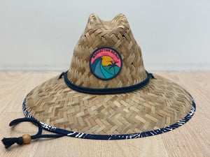 Adult ||| Lifeguard Hat - Local Stripes