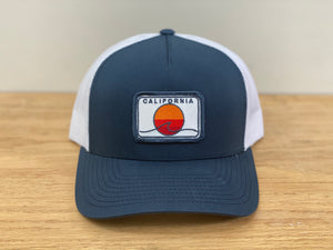 Adult ||| Retro Trucker Hat ||| California
