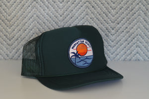 Youth Trucker Hat - Sunset