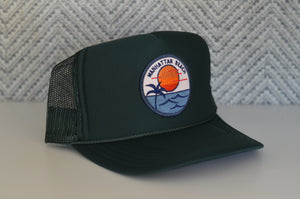 Adult - Trucker Hat-Sunset