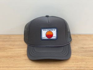 Youth ||| Trucker Hat ||| California - Local Stripes