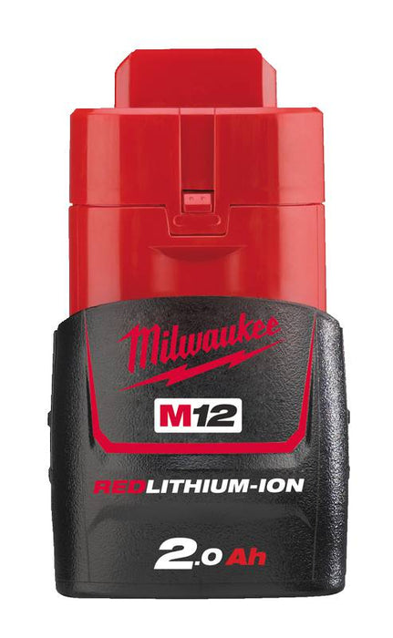 Milwaukee Akku 2.0 Ah B2 M12