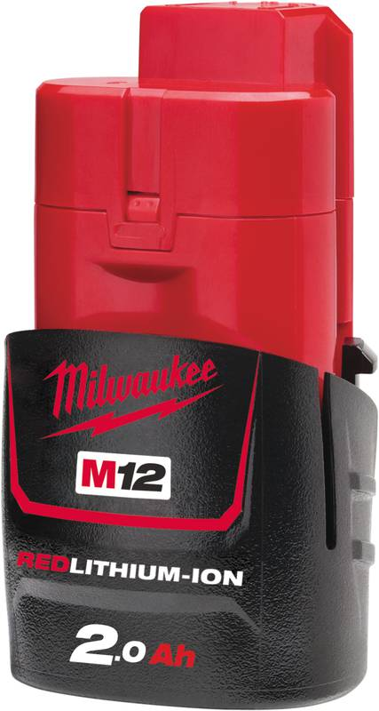 Milwaukee M12 B2 2.0 Ah Akku