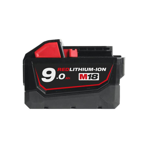 Milwaukee M18 B9 9.0 Ah akku