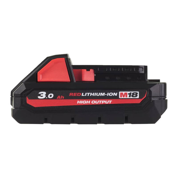 Milwaukee M18 3.0 Ah High output akku