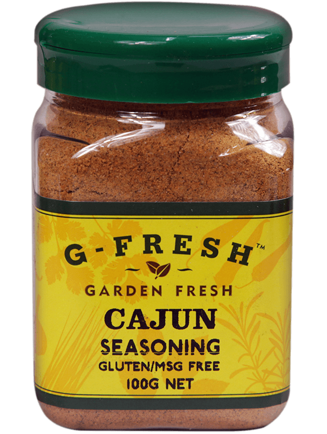 Gfresh Cajun Seasoning 100g