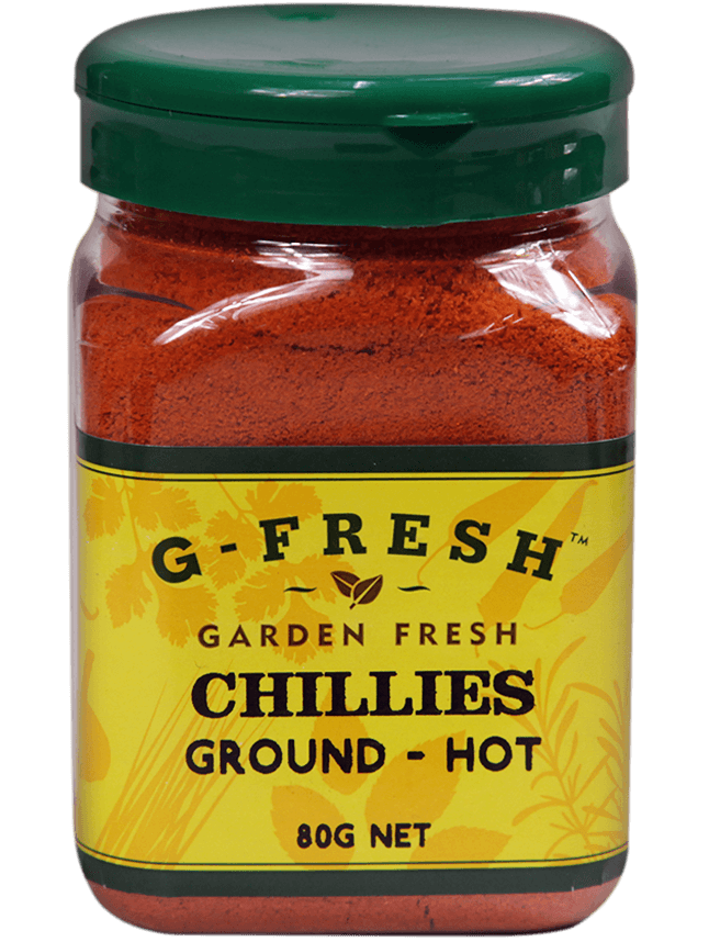 Gfresh Chillies Ground 80g