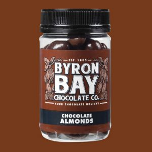 Byron Bay Choc Co Chocolate Almonds