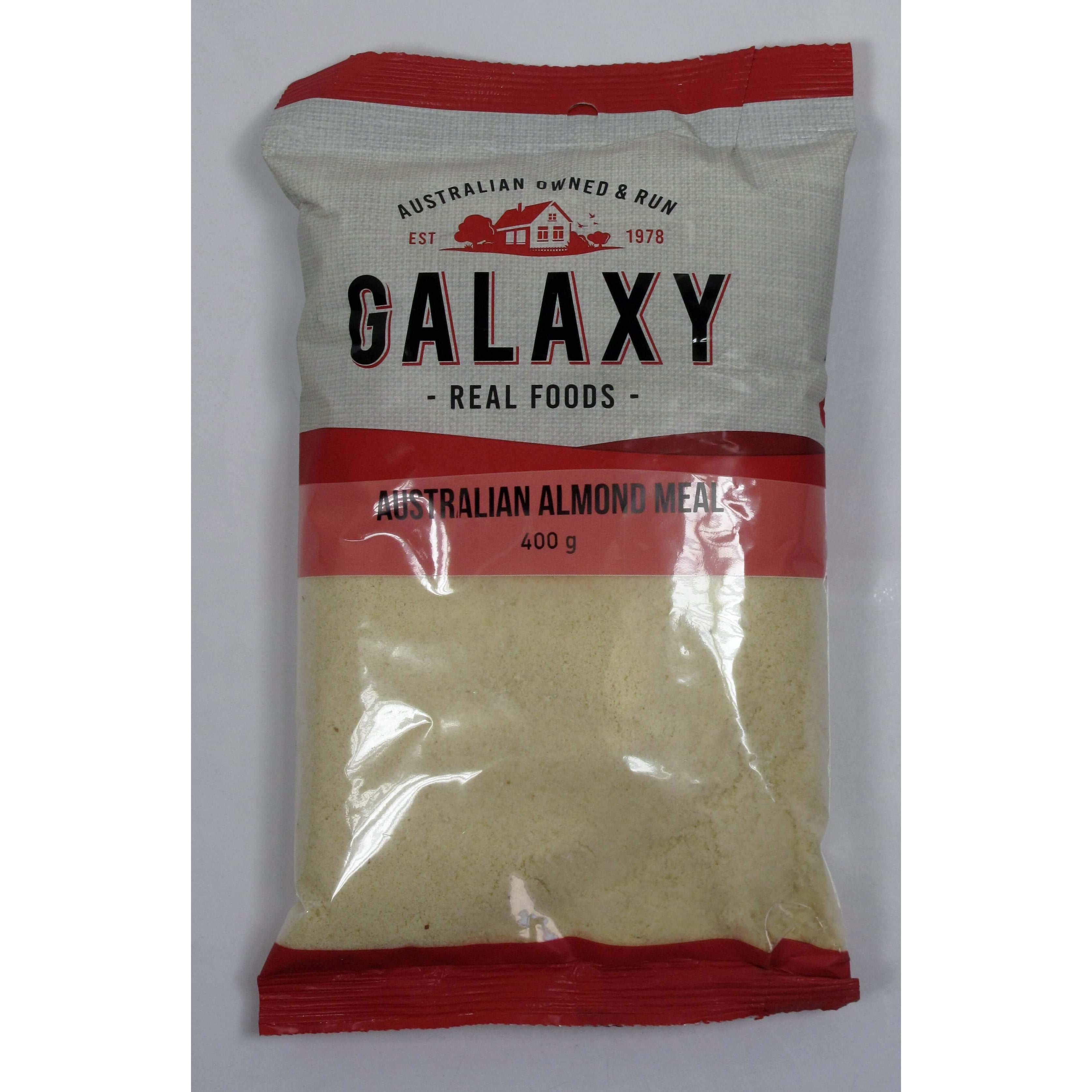 Galaxy Almond Meal 400gr