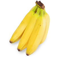 Banana's Lady Fingers 500gr