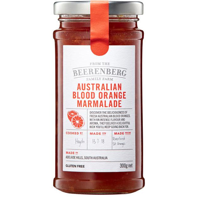 Beerenberg Blood Orange Marmalade