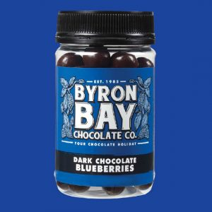 Byron Bay Choc Co Chocolate Blueberries