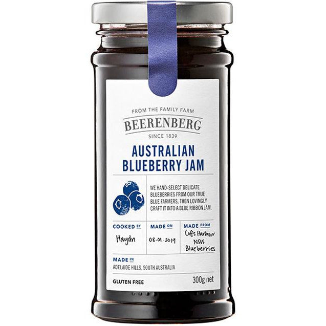 Beerenberg Blueberry Jam