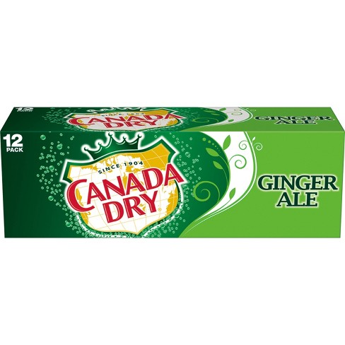 Canada Dry 12pack