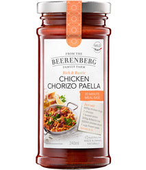 Beerenberg Meal Base Chicken Chorizo Paella