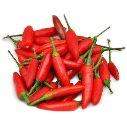 Chillies Birdseye