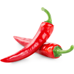 Chillies Red