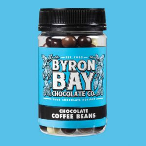 Byron Bay Choc Co Chocolate Coffee Beans