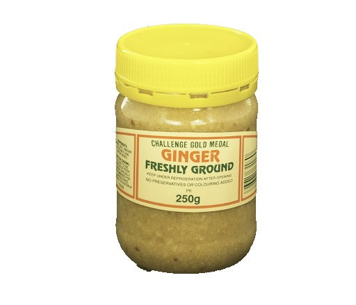 Challenge Crushed Ginger 250g