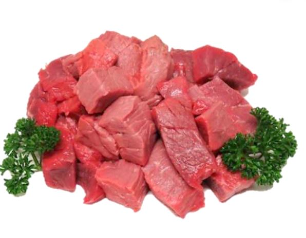 Beef Diced 1kg