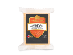 Coombes Castle Double Gloucester Cheese 200gr