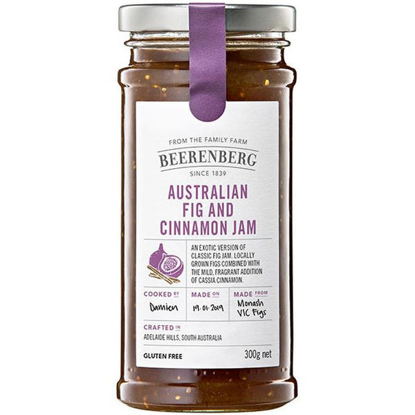 Beerenberg Fig & Cinnamon Jam