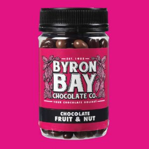 Byron Bay Choc Co Chocolate Fruit & Nut