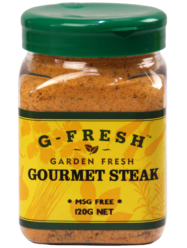 Gfresh Gourmet Steak 120g