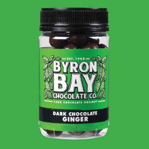 Byron Bay Choc Co Chocolate Ginger