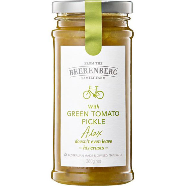 Beerenberg Green Tomato Pickle