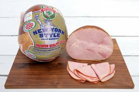 Ham New York Style 150gr Thinly Sliced GF