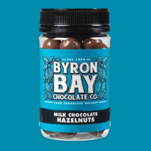 Byron Bay Choc Co Chocolate Hazelnut